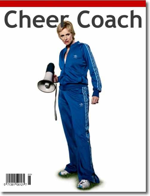 Coach Sue Sylvester