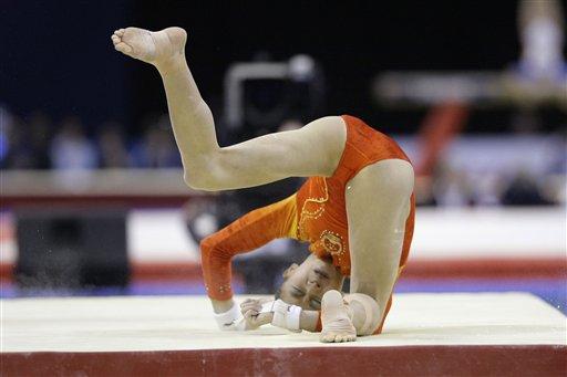 Britain World Gymnastics Championships
