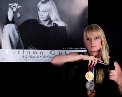 Tatiana Gutsu Photo Shoot Gymnastics Coaching Com