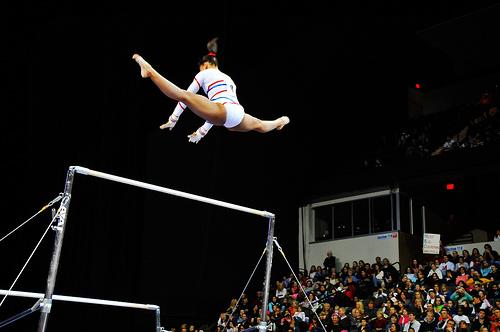 release-on-bars | Gymnastics Coaching com