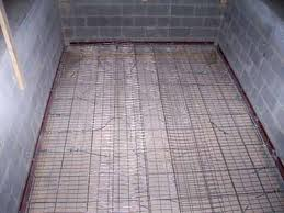 Grid Matting For Wet Rooms Sand