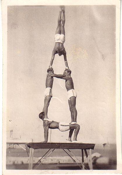 pyramid – Gymnastics Coaching com
