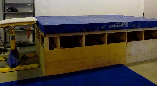 Vault platform 2014 Taiso