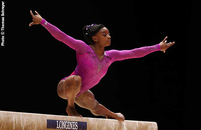 Best Wag Scores In 2016 Gymnastics Coaching Com