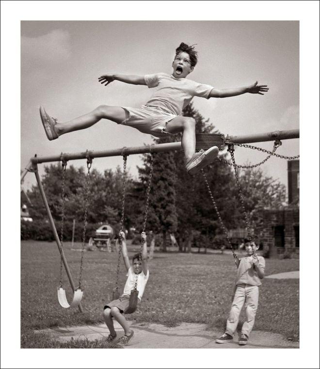 swing flight