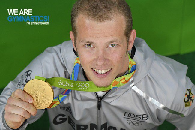Olympic Games Rio 2016: HAMBUECHEN Fabian/GER