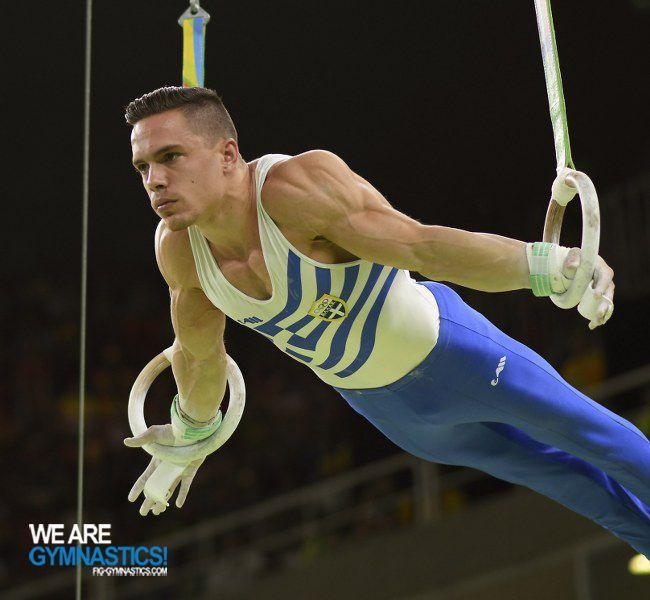 Olympic Games Rio 2016: PETROUNIAS Eleftherios/GRE