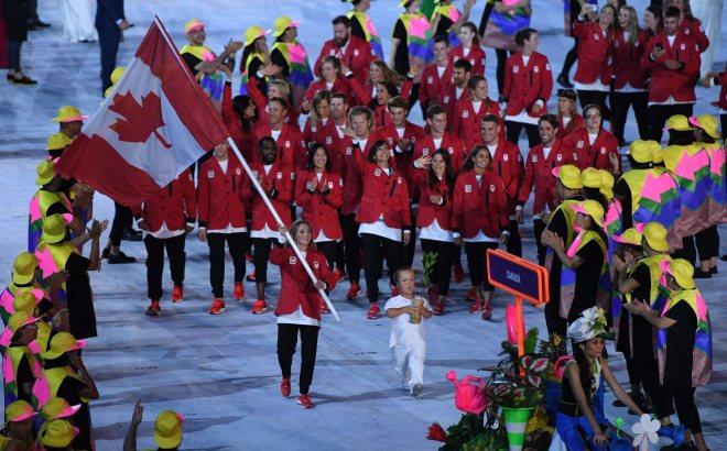 OLY Rio Opening Ceremony 20160805
