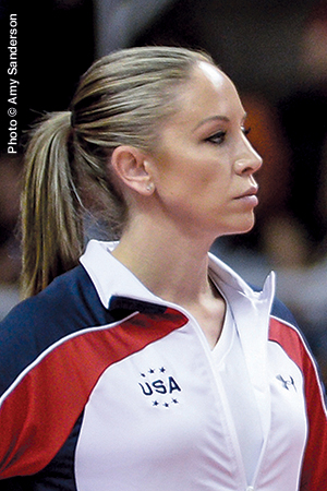 Coach Maggie Haney On Laurie Hernandez Gymnastics