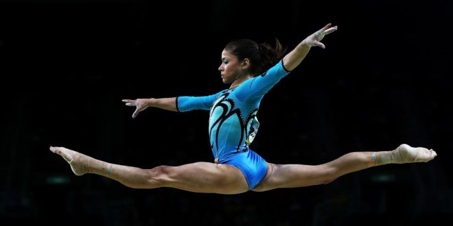 Jessica Lopez 7th AA in Rio (age 30)