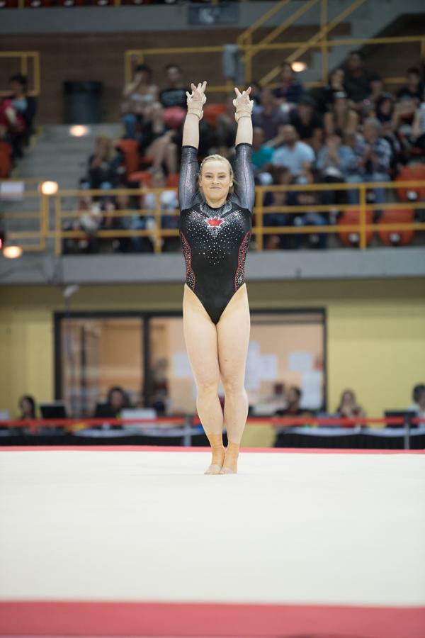 Canadian Team To Worlds 2017 Gymnastics Coaching Com