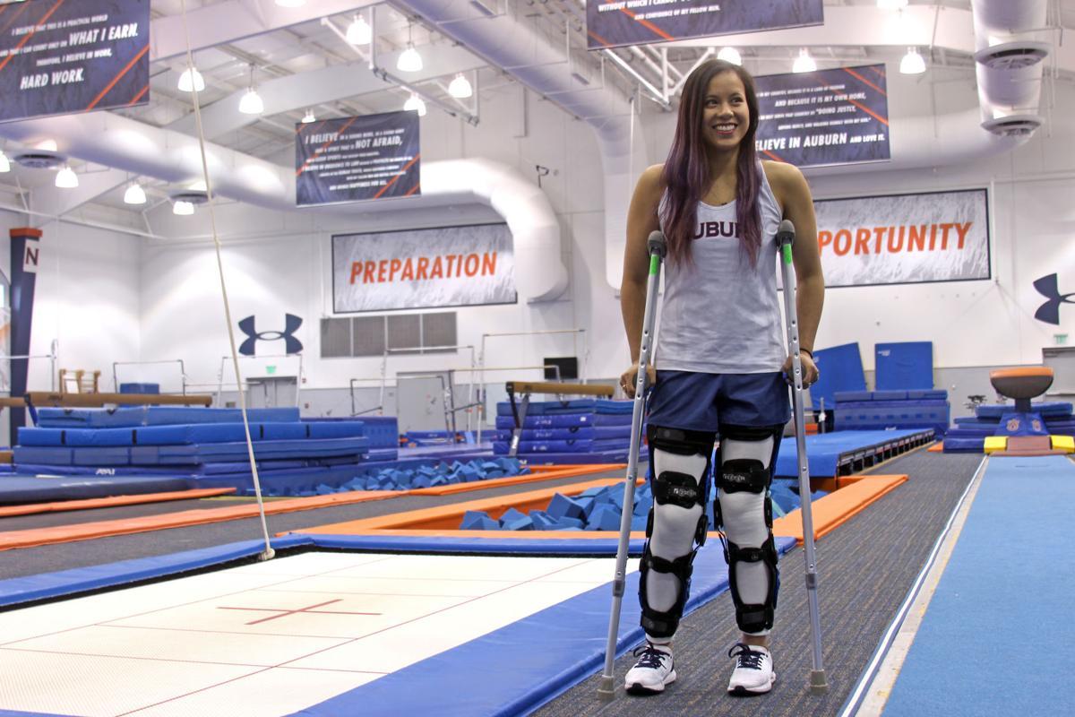 Sam Cerio Rehabs To Walk Down The Aisle Gymnastics